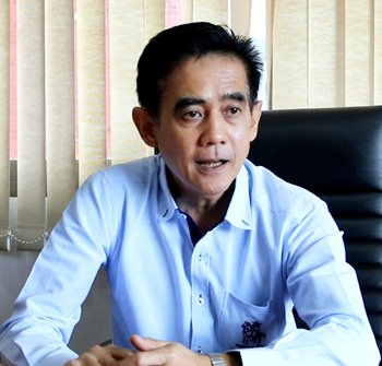 Sretapol Boonsawat has been appointed the new head of Pattaya's Legal Department.
