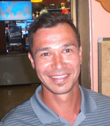 Stewart Booth - winner at Green Valley.
