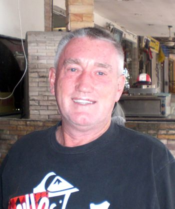 Gary Bennett - winner at Bangpra.