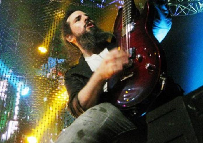 Ron Bumblefoot Thal who played at The Venue recently.