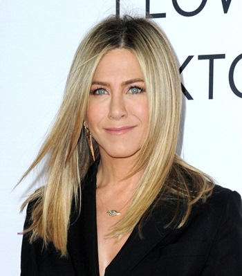 Jennifer Aniston is shown in this April 13, 2016 file photo. (Photo by Richard Shotwell/Invision/AP)