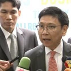 Mr Kulis Sirisombat, Director-general of the Customs Department