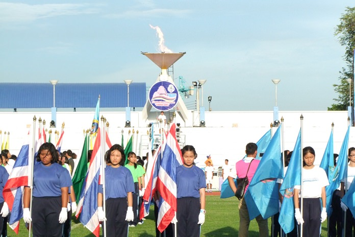 The 19th Games is one of the first major sporting events since formation of the ASEAN Economic Community.