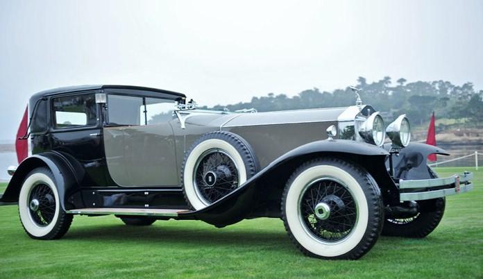 One owner 1928 Rolls-Royce.