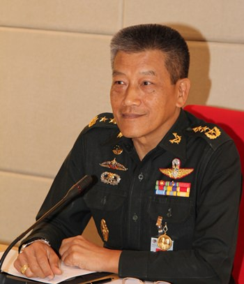 Lt. Gen. Ongart Chawalwiwat, deputy director at ISOC Region 3, told police and military officials the ISOC is spearheading a project to develop security measures to prevent criminal and terrorist activities.