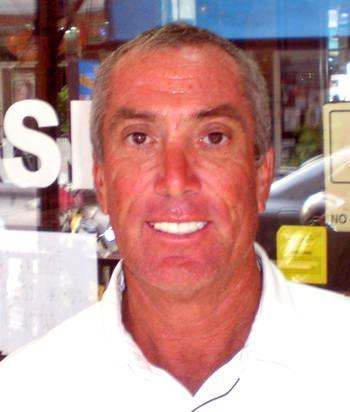 Mike Sanders.