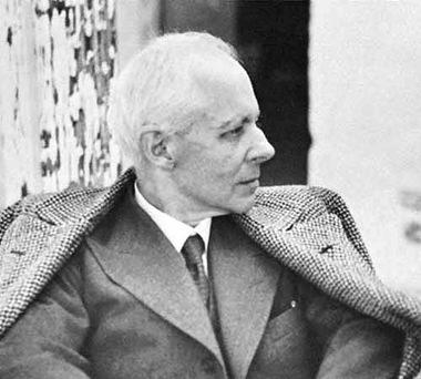 Béla Bartók. (Photo: Fritz Reiner)