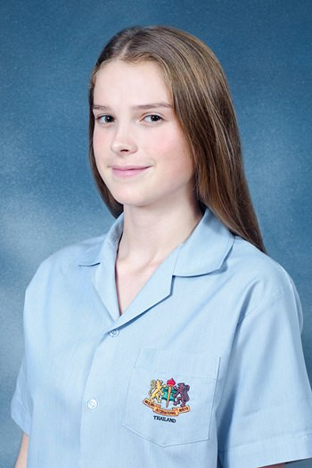 Seren was awarded an amazing 7 A*s and 1 A.