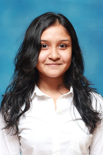 Shilpi now has a total of 7 A*s and 2 As IGCSE grades.