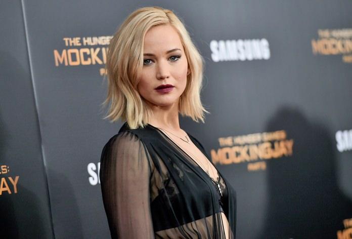 Jennifer Lawrence. (Photo by Evan Agostini/Invision/AP)