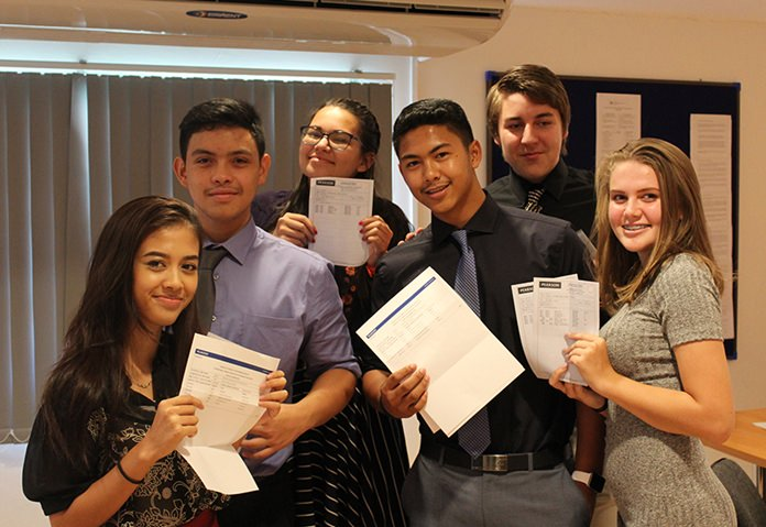 Congratulations to Regents International School Pattaya's hardworking IGCSE students who are celebrating outstanding results.