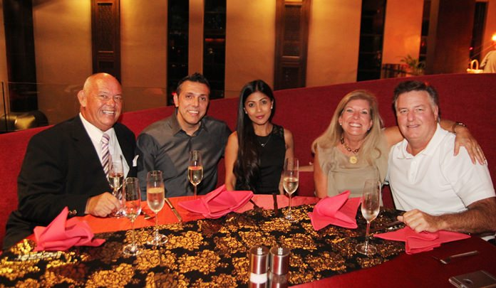 These wine appreciation evenings have become very popular with the wine aficionados in Pattaya.