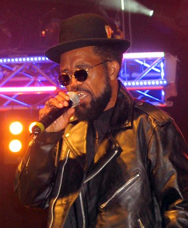 Ska pioneer Prince Buster is shown performing in 2008. (Photo/Wikipedia Commons)