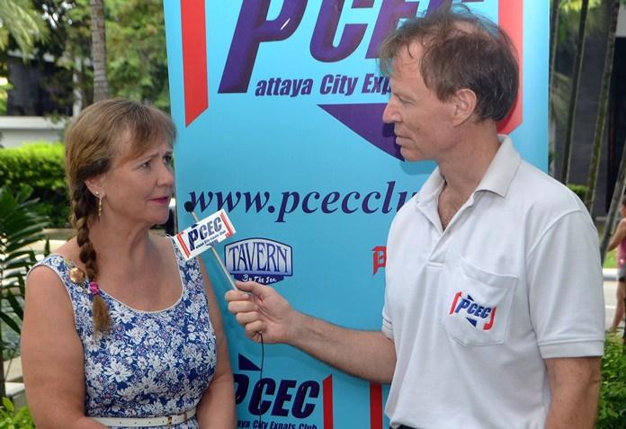 Member Ren Lexander interviews Gay Burnett about her talk to the PCEC. To see the video, visit: https://www.youtube.com/watch?v=QPYAh_vap1c