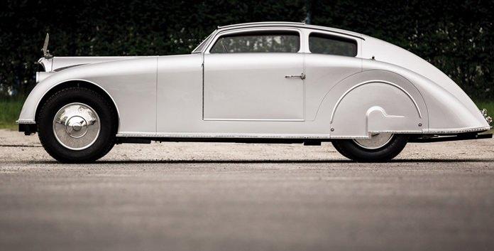 1935 Voisin C28 Aerosport.