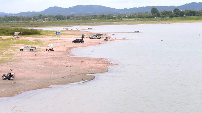 Mabprachan Reservoir has only 4.3 million of its 16.6 million cu. meters of water capacity.