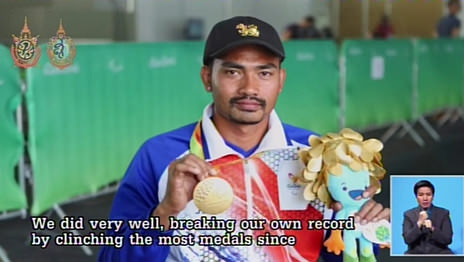 PM hails Thailand's success in Paralympic Games