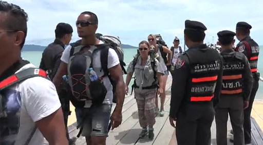 Surat Thani raises safety measures for island-bound tourists