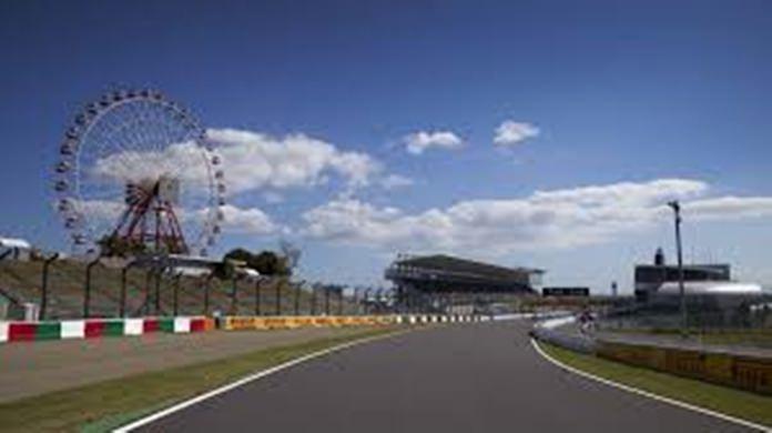 Suzuka circuit.