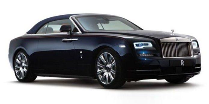No Show Rolls-Royce.
