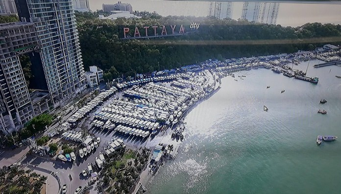 All boats using public parking spaces must be moved by the end of October, per order of Maj. Gen. Yutachai Tiernthong, commander of the 14th Military Circle. Any remaining craft will be confiscated.