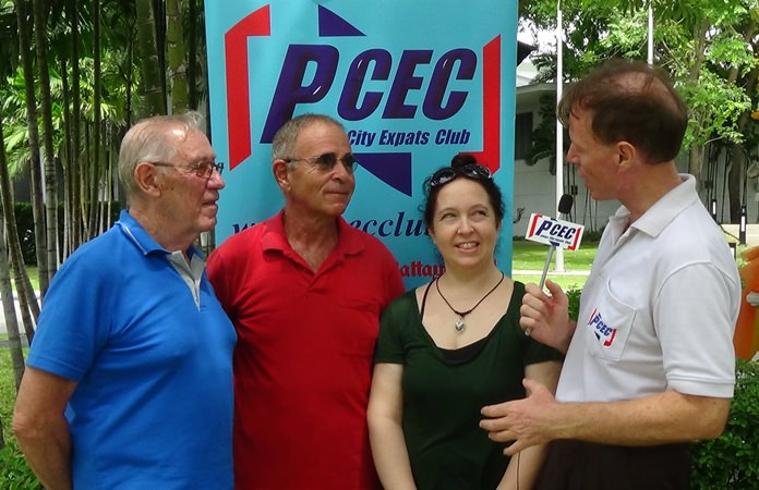 Member Ren Lexander interviews the Pattaya Players about their presentation and performances for the PCEC. To watch the video, visithttps://www.youtube.com/watch?v=3imB2JnhtvI.