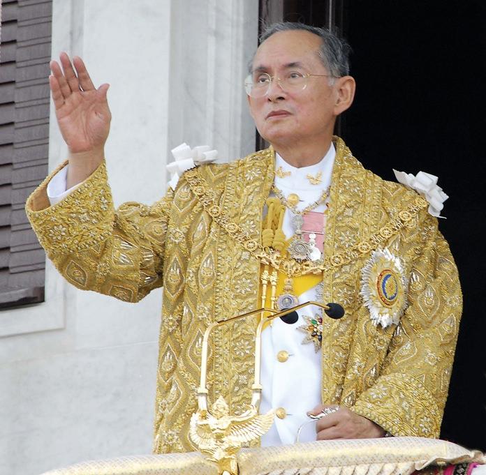 King Bhumibol Adulyadej Queen Sirikit
