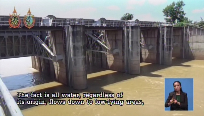 Government scrambles water management and flood relief efforts