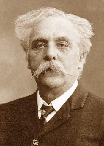 Gabriel Faur้ in 1905. (Photo: Pierre Petit)