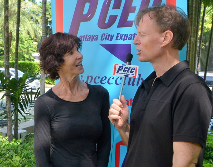 Member Ren Alexander interviews Diana Montanos about her talk to the PCEC. To view the video, visit https://www.youtube.com/watch?v=pNcLjX5sIIw.