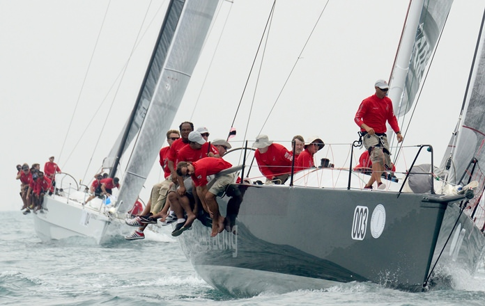 The Phuket King's Cup Regatta is the largest sailing event of its kind in Asia.