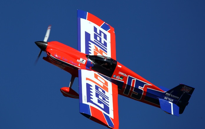 Spectacular air racing comes to U-Tapao airport near Pattaya later this month. (Photo courtesy Air Race 1)