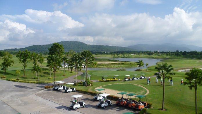 Pattana Golf Resort.