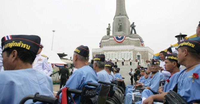 Lawmakers approve amendment of War Veterans Organization Act