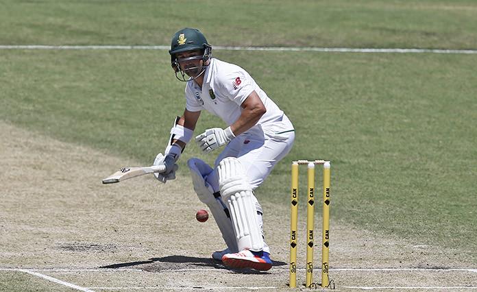 Elgar, Duminy put South Africa on top vs. Australia