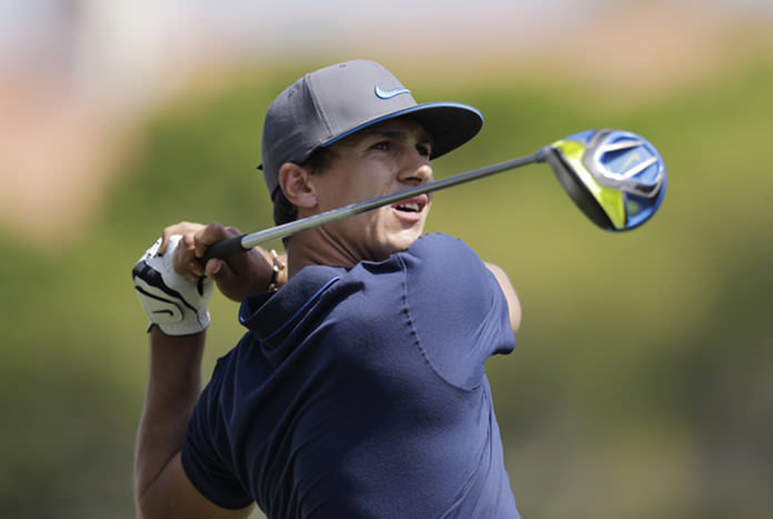 Olesen shoots 68, leads by 7 at Turkish Airlines Open