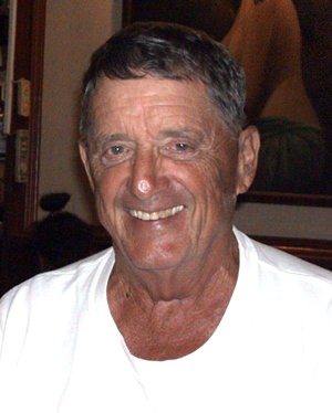 Don Lehmer – winner on Sunday.