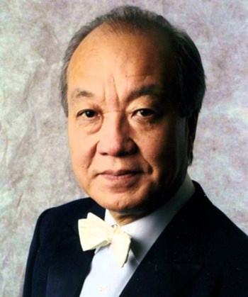 Composer Yûzô Toyama.