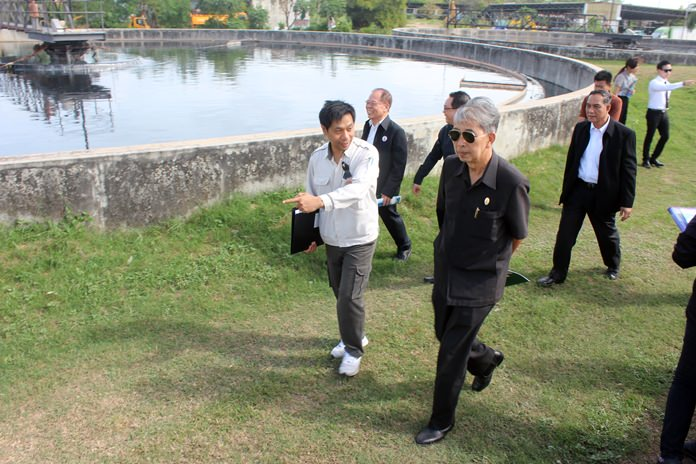 Pattaya's main sewage treatment needs more than 30 million baht in repairs, a disclosure made only after wastewater streamed out of the Soi Nongyai facility down to Wong Amat Beach.
