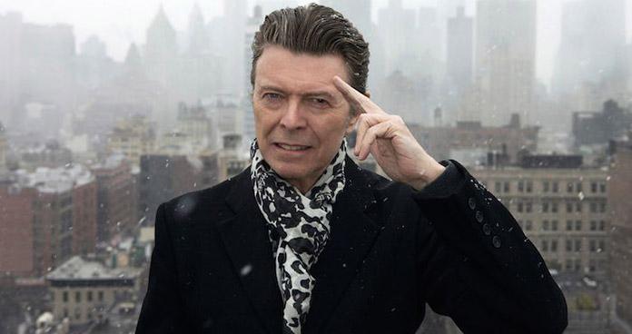 David Bowie. (AP File Photo)
