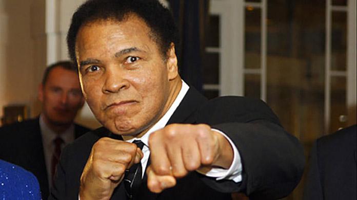 Muhammad Ali. (Associated Press photo)
