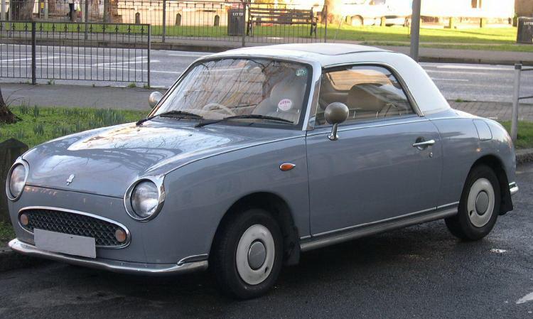 Nissan Figaro.