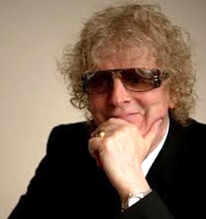Former Mott the Hoople frontman Ian Hunter.