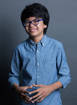 Joey Alexander. (Photo by Amy Sussman/Invision/AP)