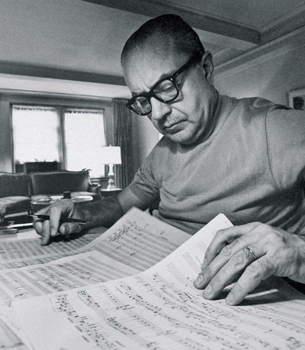 Alberto Ginastera.