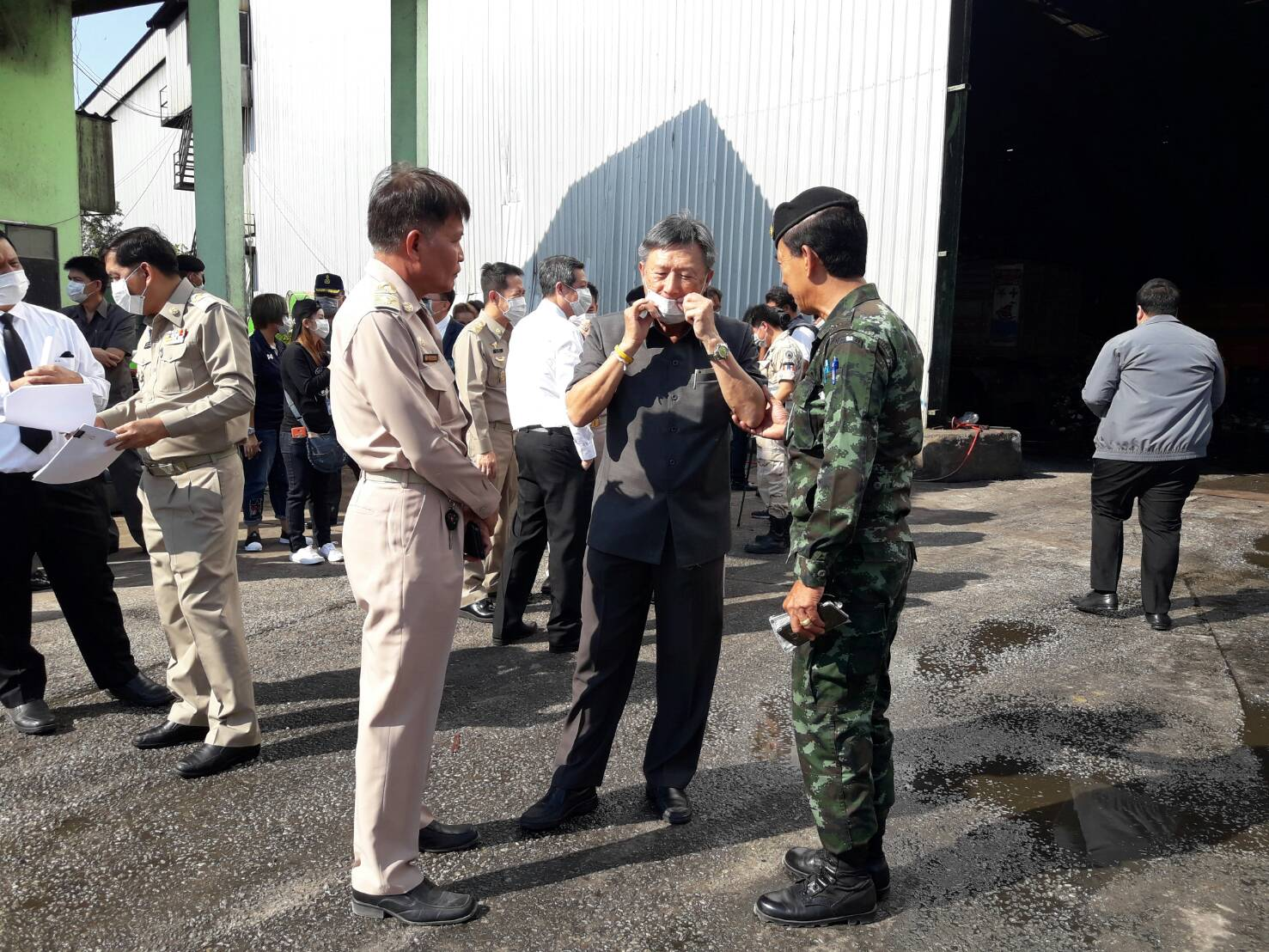 Ministry of Interior Assistant Minister Sanitwong Na Ayutthaya and ministry inspectors have ordered Pattaya to once-and-for-all solve its long-running waste-disposal problem.