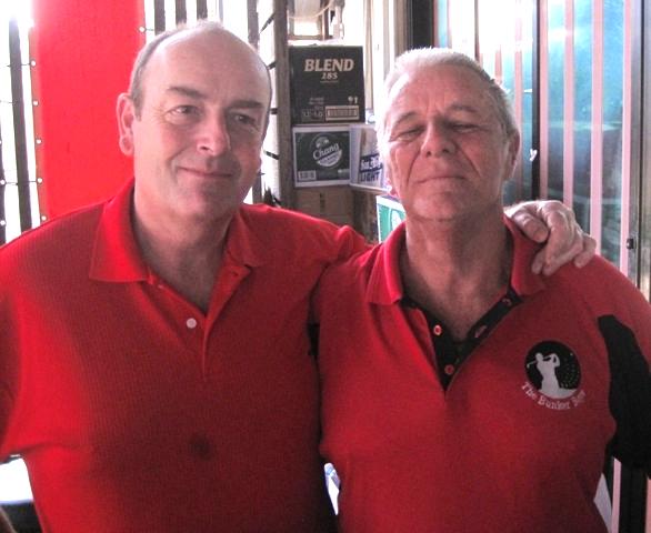 Alan Freeman & Peter Habgood.