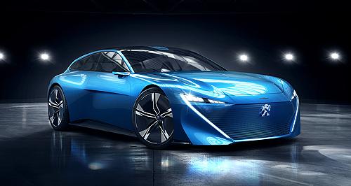 Peugeot Instinct.