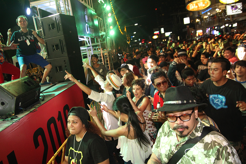 The Pattaya Music Festival, one of the biggest events on the city's tourism-promotion calendar, has been canceled, a victim of budget cuts.