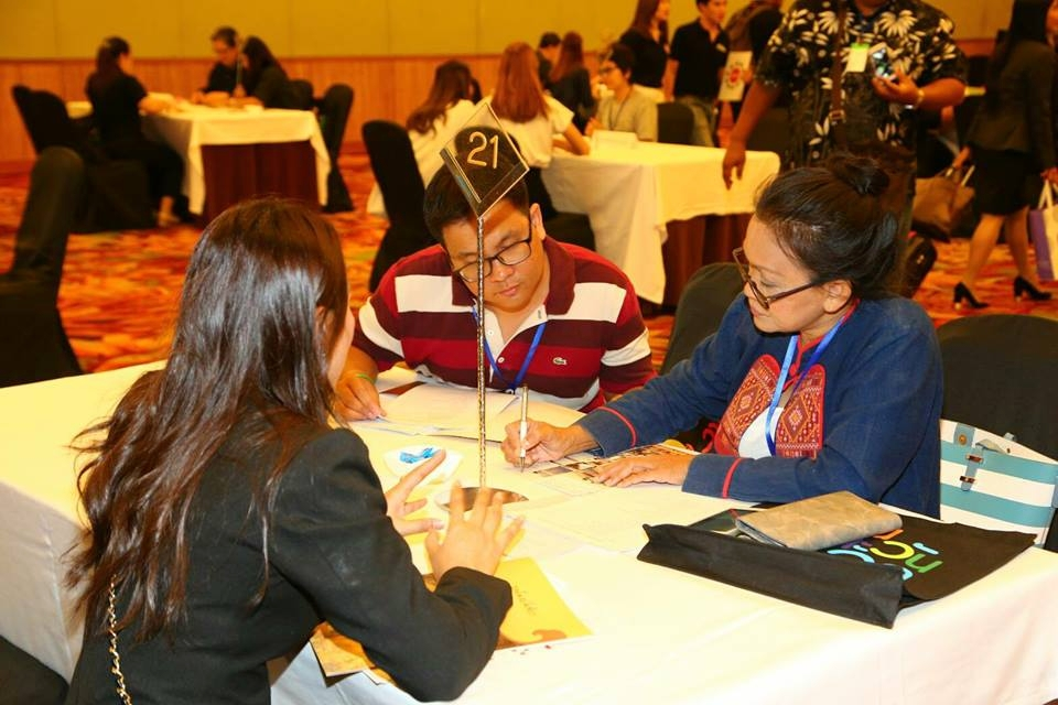 The Tourism Authority of Thailand took aim at corporate travelers with a tabletop sales event aimed at businesses in Thailand's lower northern region.